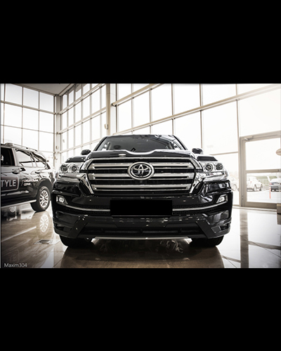 BODY LIP TOYOTA LAND CRUISER 2017 MẪU LD