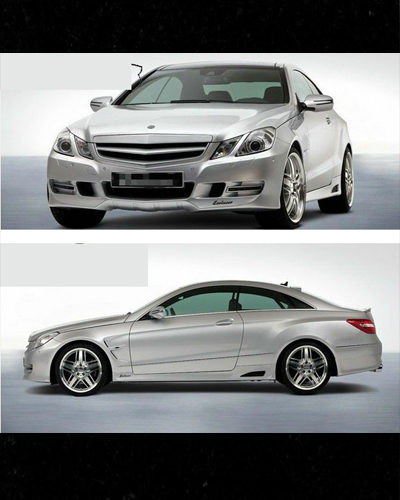 BODY KIT MERCEDES W207 COUPE MẪU BSD