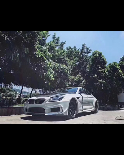WIDE BODY BMW SERIES 6 MẪU M PERFORMANCE