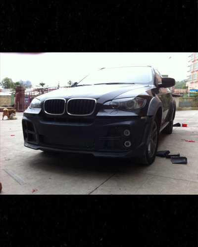 BODY KIT MẪU IV BMW X6
