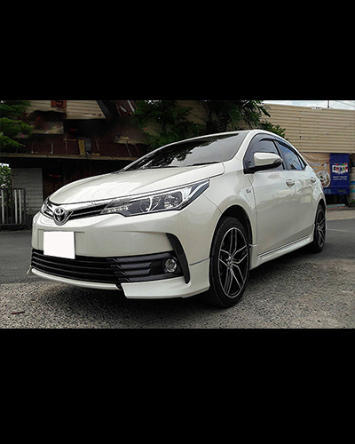 BODY LIP COROLLA ALTIS 2017 MẪU ESPORT