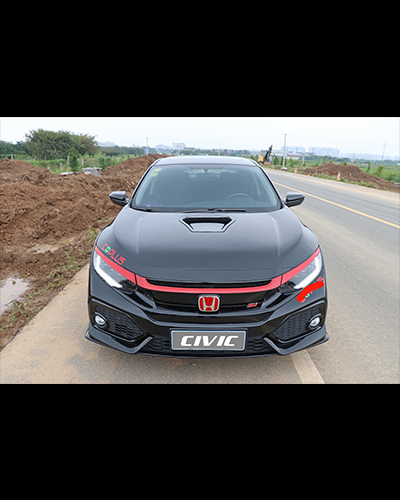 BODY KIT HONDA CIVIC 2017 MẪU SI