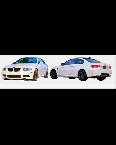 BODY KIT BMW E93 2008 MẪU AB
