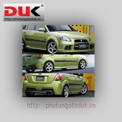 BODY KIT KIA RIO