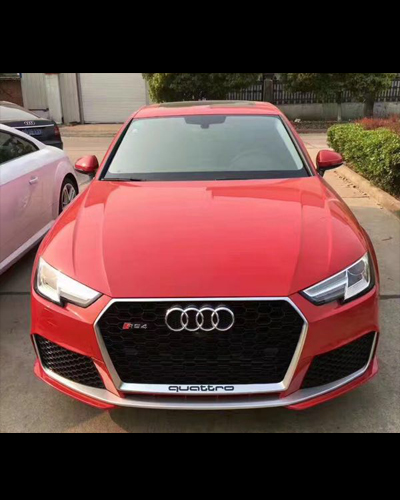 BODY KIT AUDI A4 B9 2017 MẪU RS4