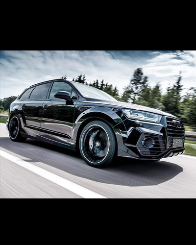 BODY KIT AUDI Q7 2017 MẪU ABT