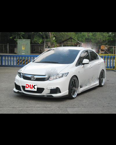 BODY KIT CIVIC 2014 MẪU MTECH