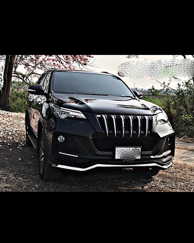 BODY KIT FORTUNER 2016 MẪU APOLLO