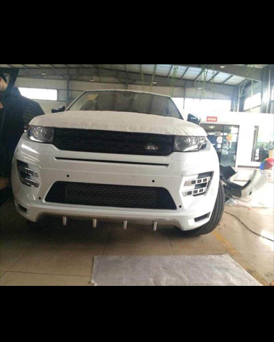 BODY KIT RANGE ROVER EVOQUE MẪU LARTE