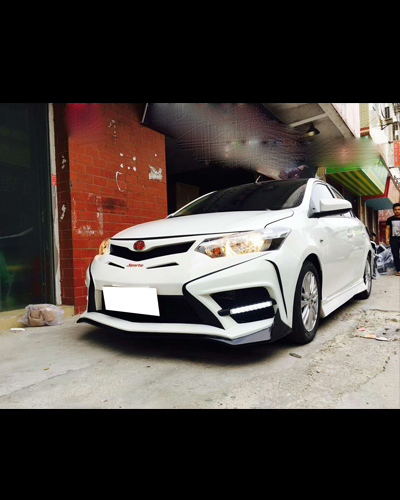 BODY KIT TOYOTA VIOS 2016 MẪU SPEED