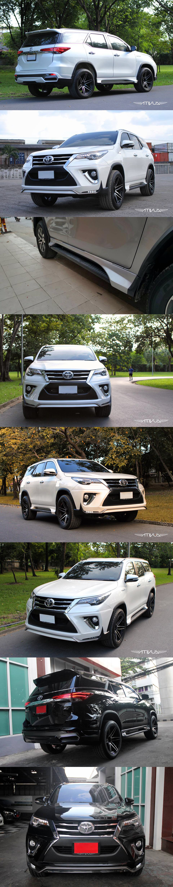 BODY LIP FORTUNER 2017 MẪU ATIVUS