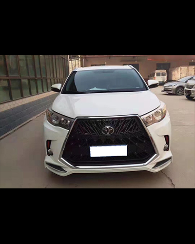 BODY KIT HIGHLANDER 2015 MẪU LEXUS TRD