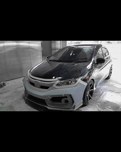 BODY KIT HONDA CITY 2018 MẪU NSK