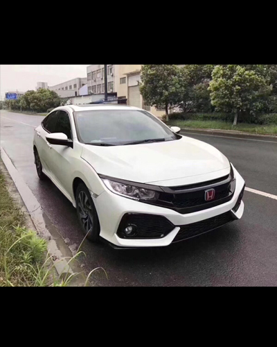 BODY KIT HONDA CIVIC 2016 MẪU TYPE R