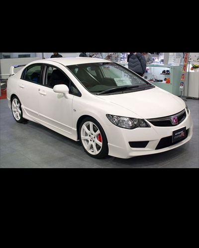 BODY KIT CIVIC 2006-2011 MẪU TYPE R