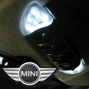 ĐÈN TRẦN LED BMW MINI COOPER 2012