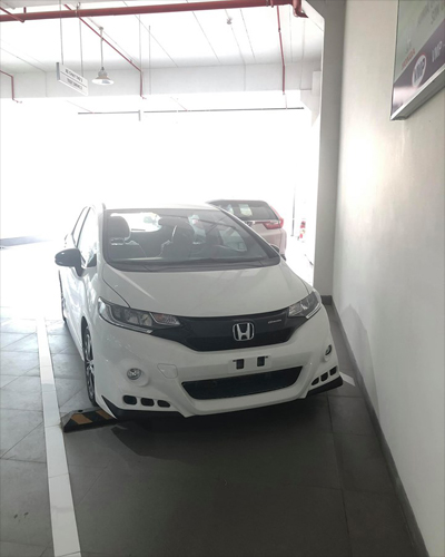 BODY KIT HONDA JAZZ 2018 MẪU MUGEN
