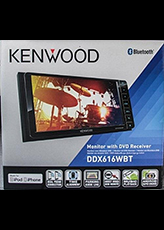 DVD KENWOOD DDX616WBT
