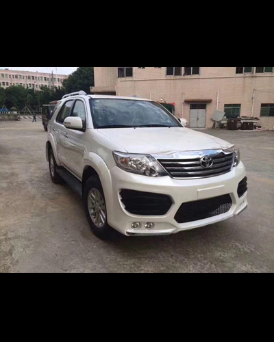 BODY KIT CHO FORTUNER  2014 MẪU D.O.M