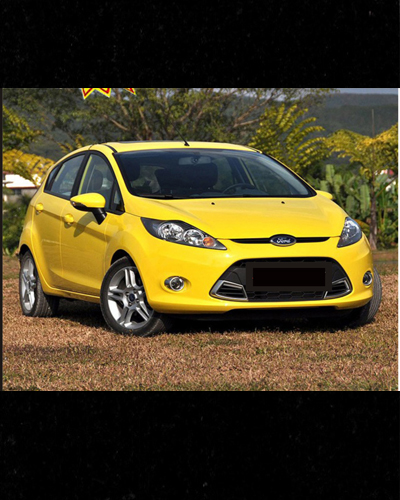 BODY KIT MẪU LE FORD FIESTA 09-11