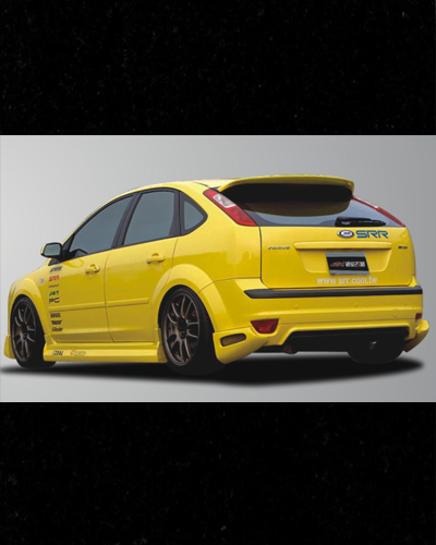 BODY KIT MẪU LE 2 FORD FOCUS 07-08 5 CỬA