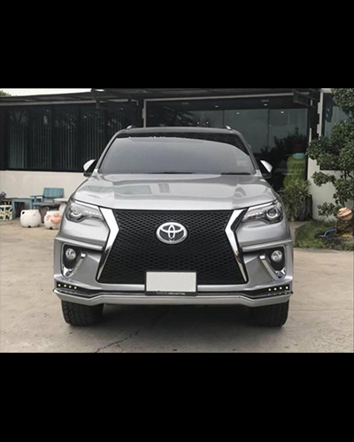 BODY KIT FORTUNER 2016 MÃU LEXUS 2