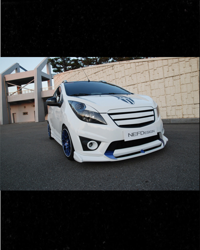 BODY KIT MẪU NEFD SPARK 2010