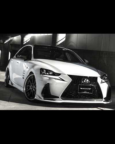 BODY KIT LEXUS IS250 MẪU ARTISAN