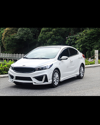 BODY KIT KIA CERATO 2016 MẪU SND