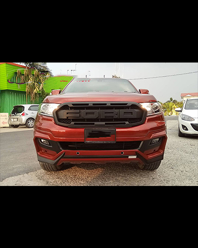 BODY KIT FORD EVEREST MẪU KOL