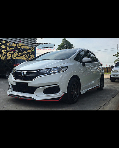 BODY KIT HONDA JAZZ MẪU SPORT