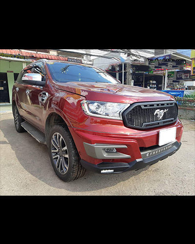 BODY KIT CHO  EVEREST 2018 MẪU SIK