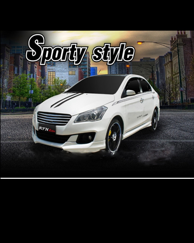 BODY KIT CIAZ MẪU SPORTY