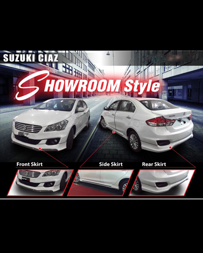 BODY KIT CIAZ MẪU SHOWROOM