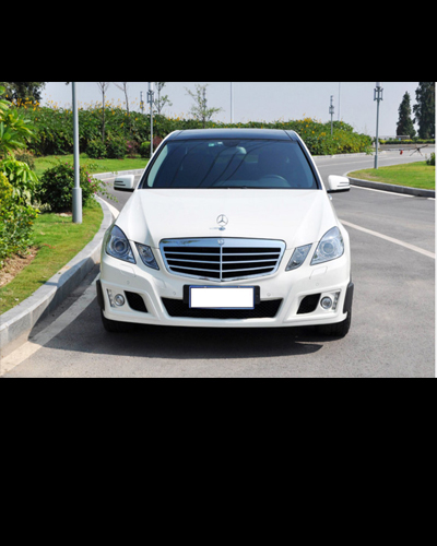 BODY KIT MERCEDES W211 2010-2012 MẪU BRABUS