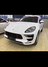 BODY KIT PORSCHE MACAN 2014 - 2016 MẪU GTS