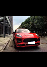 BODY KIT PORSCHE MACAN 2014 - 2016 MẪU TECHART