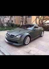 BODY KIT MERCEDES SLK R171 MẪU WALD