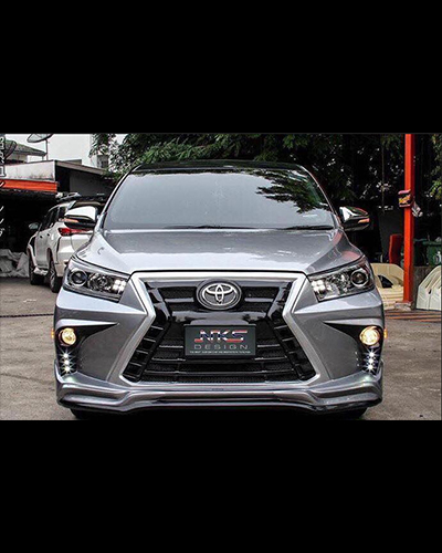 BODY KIT INNOVA 2017 MẪU LEXUS