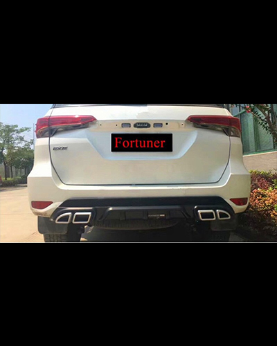 BODY LIP SAU TOYOTA FORTUNER 2017