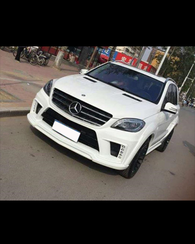 BODY KIT MERCEDES ML W164 2008-2011 MẪU WALD