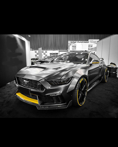 WIDE BODY KIT CHO MUSTANG