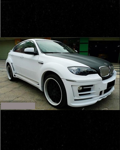 BODY KIT MẪU HAMANN BMW X6